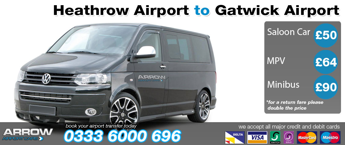 Contact Us - Arrow Airport Taxis